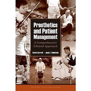 Prosthetics and Patient Management: A Comprehensive Clinical Approach, Used Book (9781556426711)