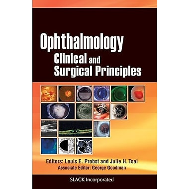 Ophthalmology: Clinical and Surgical Principles, Used Book (9781556427350)