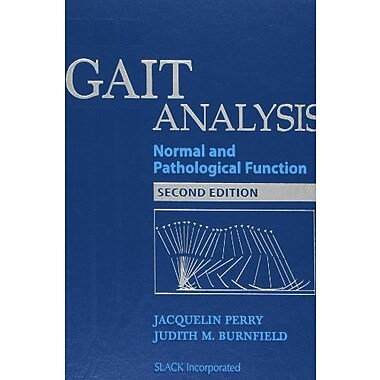 Gait Analysis: Normal and Pathological Function, Used Book (9781556427664)