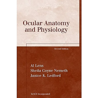 Ocular Anatomy and Physiology, Used Book (9781556427923)