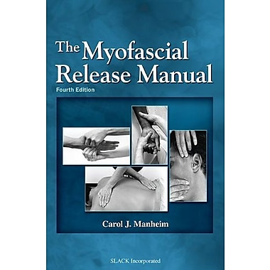The Myofascial Release Manual, Used Book (9781556428357)