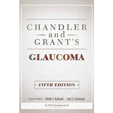 Chandler and Grant's Glaucoma, Used Book (9781556429545)
