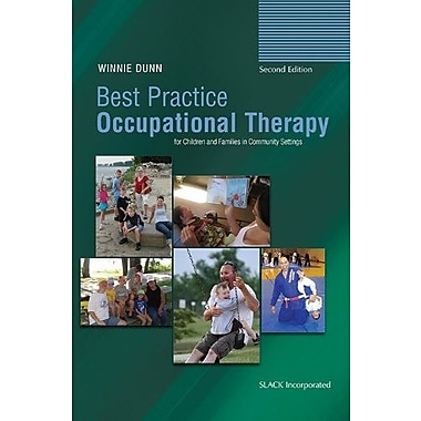 Best Practice Occupational Therapy for Children and Families in Community Settings, Used Book (9781556429613)