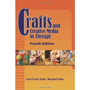 Crafts and Creative Media in Therapy, Used Book (9781556429767)