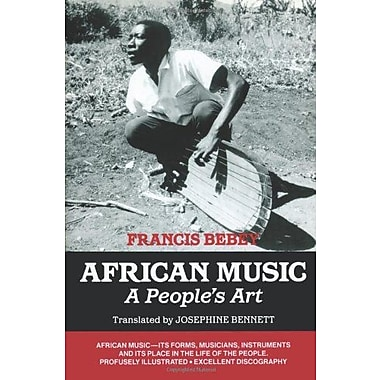 African Music: A People's Art, Used Book (9781556521287)