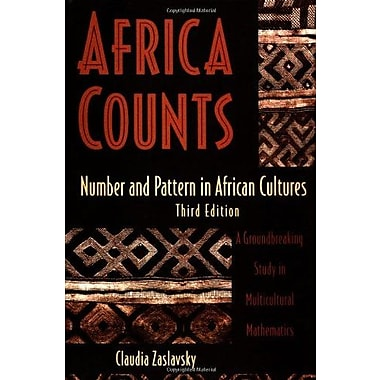 Africa Counts: Number and Pattern in African Cultures, Used Book (9781556523502)