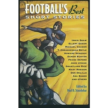 Football's Best Short Stories, Used Book (9781556523656)