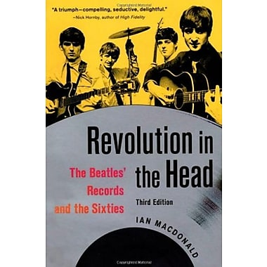 Revolution in the Head: The Beatles' Records and the Sixties Used Book (9781556527333)