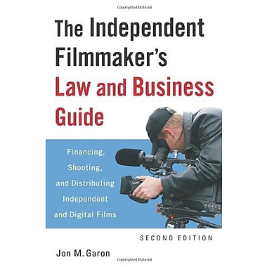 The Independent Filmmaker's Law & Business Guide: Financing, Shooting, & Distributing Independent & Digital Films, Used Book
