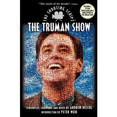 The Truman Show: The Shooting Script, Used Book (9781557043672)
