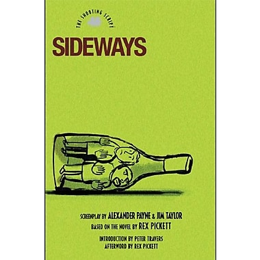 Sideways: The Shooting Script, Used Book (9781557046550)