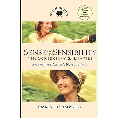 Sense and Sensibility: The Screenplay and Diaries, Used Book (9781557047823)