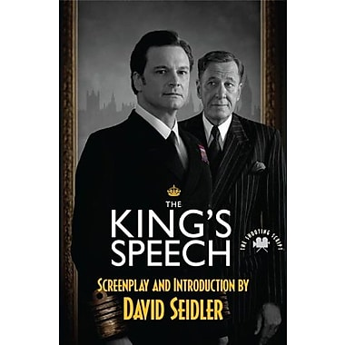 The King's Speech: The Shooting Script, Used Book (9781557049810)