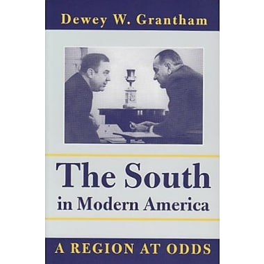 SOUTH IN MODERN AMERICA: A Region at Odds, Used Book (9781557287106)