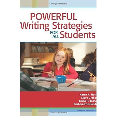 Powerful Writing Strategies for All Students Used Book (9781557667052)