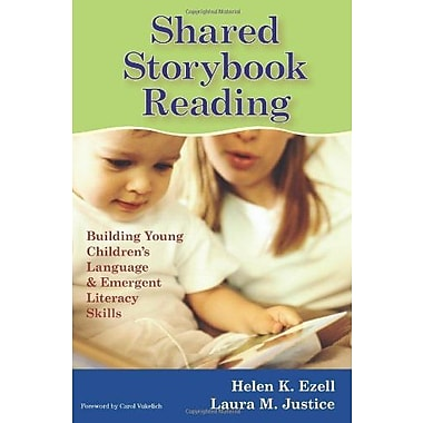 Shared Storybook Reading: Building Young Children's Language and Emergent Literacy Skills, Used Book (9781557668004)