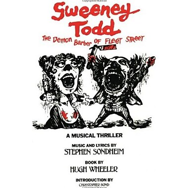 Sweeney Todd: The Demon Barber of Fleet Street (Applause Musical Library), New Book (9781557830661)