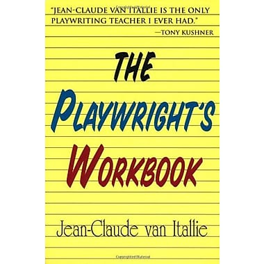 The Playwright's Workbook, Used Book (9781557833020)