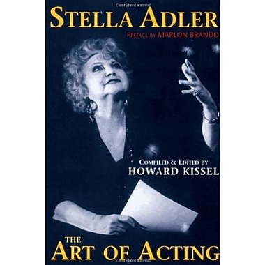 The Art of Acting, New Book (9781557833730)