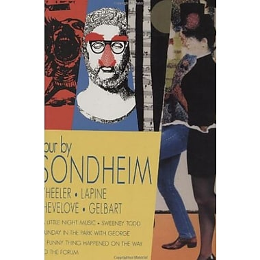 Four by Sondheim, Used Book (9781557834072)