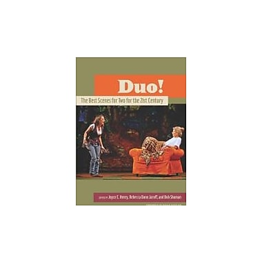 Duo!: The Best Scenes for Two for the 21st Century Used Book (9781557837028)