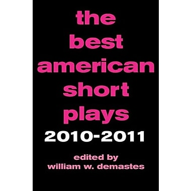 Best American Short Plays 2010-2011 (Softcover), New Book (9781557838360)