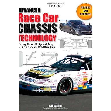 Advanced Race Car Chassis Technology HP1562: Winning Chassis Design & Setup for Circle Track & Road Race Cars, Used Book
