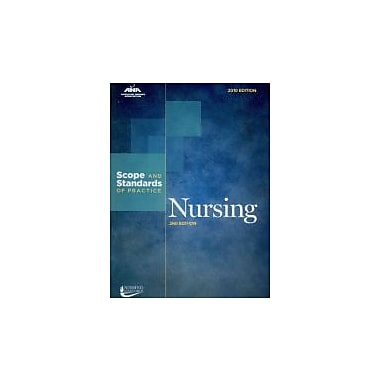 Nursing: Scope and Standards of Practice, Used Book, (9781558102828)