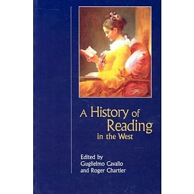 A History of Reading in the West, Used Book (9781558494114)