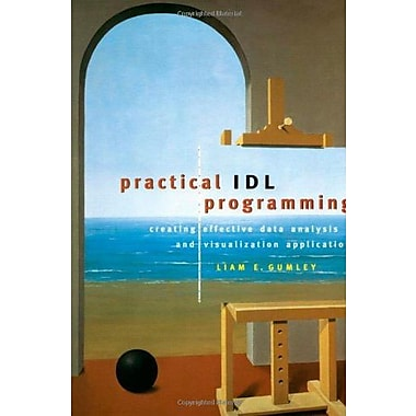 Practical IDL Programming, New Book (9781558607002)