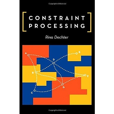 Constraint Processing (The Morgan Kaufmann Series in Artificial Intelligence), New Book (9781558608900)