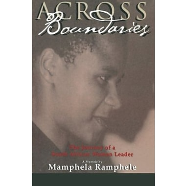 Across Boundaries: The Journey of a South African Woman Leader, Used Book (9781558611665)