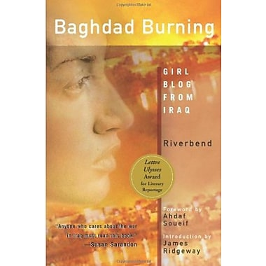 Baghdad Burning: Girl Blog from Iraq, Used Book (9781558614895)