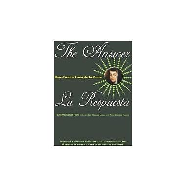 The Answer / La Respuesta, Used Book, (9781558615984)