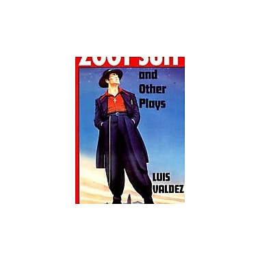 Zoot Suit and Other Plays, New Book (9781558850484)