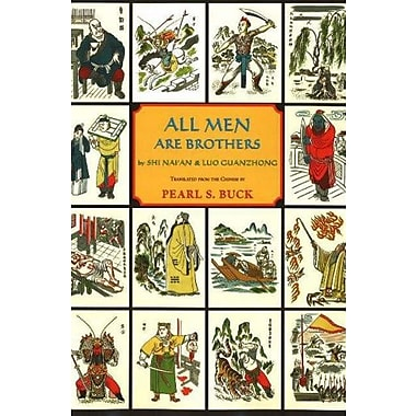 All Men Are Brothers, Used Book (9781559213035)