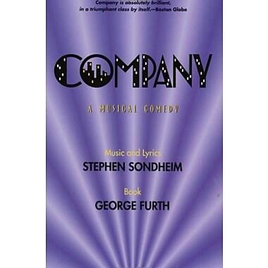 Company, New Book (9781559361088)