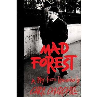 Mad Forest: A Play from Romania, New Book (9781559361149)