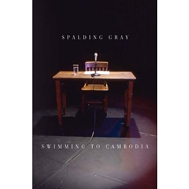 Swimming to Cambodia, Used Book (9781559362542)
