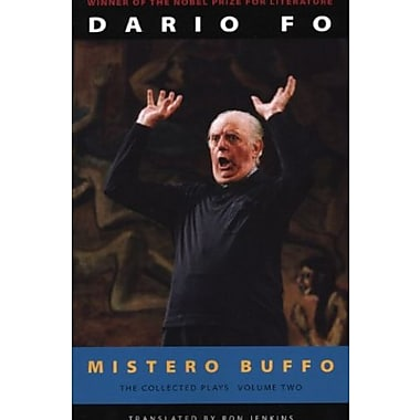 Mistero Buffo: The Collected Plays of Dario Fo, Volume 2, Used Book (9781559362719)