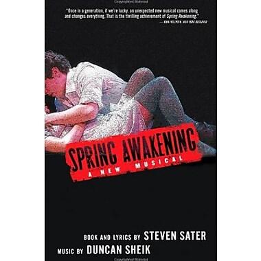 Spring Awakening, Used Book (9781559363150)