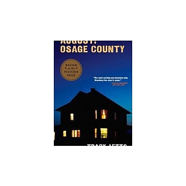 August: Osage County, New Book (9781559363303)