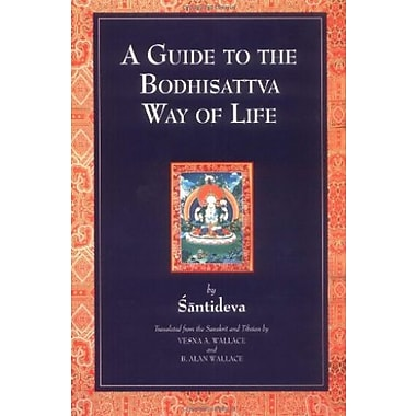 A Guide to the Bodhisattva Way of Life, Used Book (9781559390613)