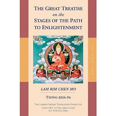 The Great Treatise on the Stages of the Path to Enlightenment (Volume 2), New Book (9781559391689)