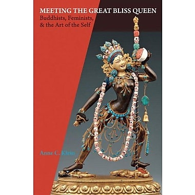 Meeting The Great Bliss Queen: Buddhists, Feminists, And The Art Of The Self, New Book (9781559392914)