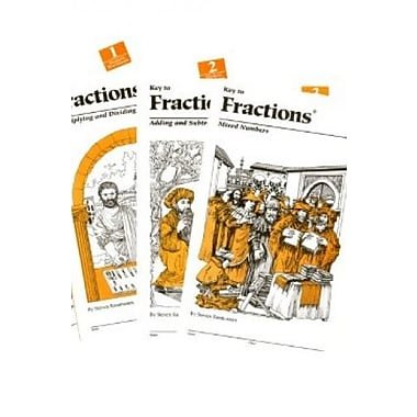 Key to Fractions, New Book (9781559531009)