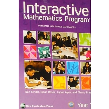 Interactive Mathematics Program: Integrated High School Mathematics : Year 1, Used Book (9781559539944)