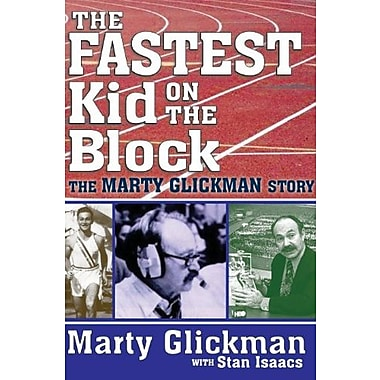 The Fastest Kid on the Block: The Marty Glickman Story (Transaction Large Print), New Book (9781560004448)