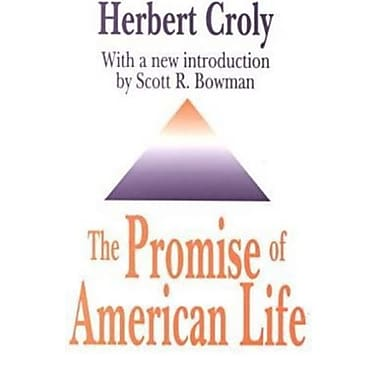The Promise of American Life, Used Book (9781560006282)
