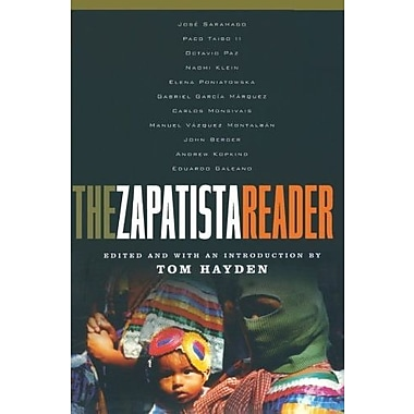 The Zapatista Reader (Nation Books), New Book (9781560253358)
